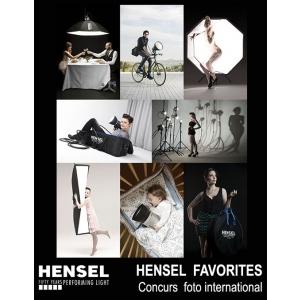 Hensel Favorites, concurs foto international