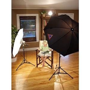 fotografierea aurei. Fotografia de copii utilizand kit-ul Duo Portret Photoflex
