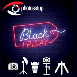 Photosetup da startul reducerilor de Black Friday la echipamente foto video