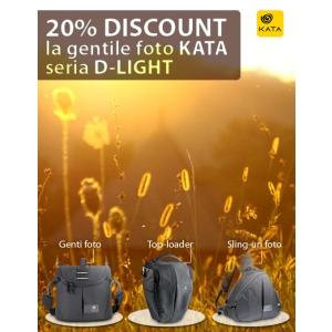 kata. Promotia genti foto Kata D-Light