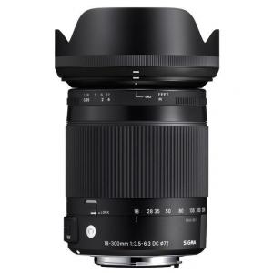 Sigma 18-300mm dedicat pasionatilor de fotografie