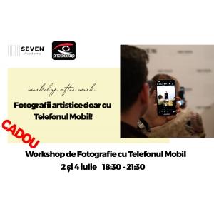 Photosetup te invita la un Workshop de fotografie cu telefonul mobil