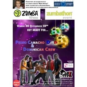 disco. afis Zumbathon