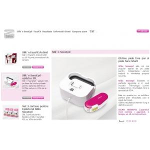 silkn. Silkn.ro tehnologii de înfrumusețare utilizate în saloanele de beauty  și chiar acasă