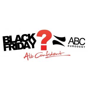 De Black Friday, la ABC Eurodent tratăm prețurile!