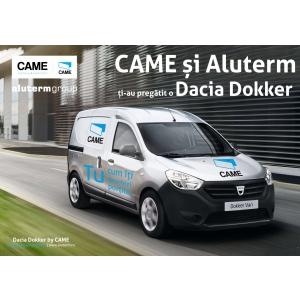 Câștigă o Dacia Dokker