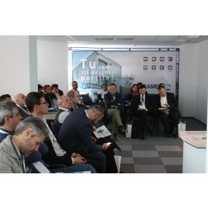 Eveniment CAME Aluterm Group, 1 martie, Bucuresti