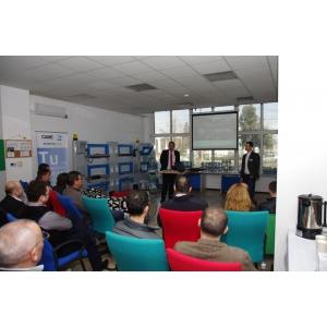 Eveniment Makroplast dedicat pavajelor ecologice Ecoraster și soluționării problemelor de pe piața românească