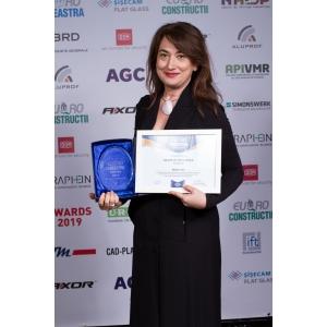 """KADRA a obținut Premiul de Excelență, pentru """"Sustenability & CSR"""""""