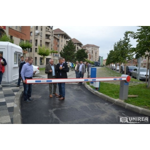 parkomatic. Parcare Alba iulia - Sisteme de Parcare Parkomatic, Photo - ziarulunirea.ro
