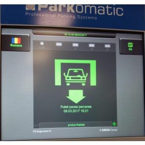 Parkomatic, singura companie din România care oferă plata parcării cu card contactless
