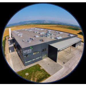 Soluții integrate de inginerie de acces KADRA montate la Sonaca Aerospace Transilvania