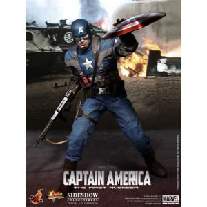 sideshow collectibles. Figurina Captain America