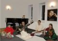 muzica indiana. Concert de muzica indiana