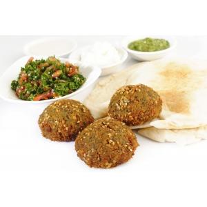 post. Falafel, preparat libanez vegetarian, pe bază de năut
