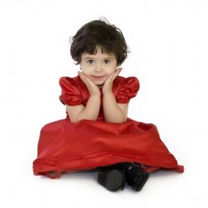 Bebeloo . Rochita So Sweet in Red
