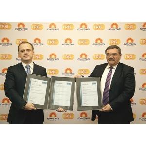 certificat. Decernare certificate GLIS - Rompetrol