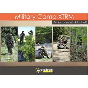 Program Teambuilding - Military Camp XTRM