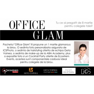 eveniment 8 martie. Office Glam Ecoxtrem