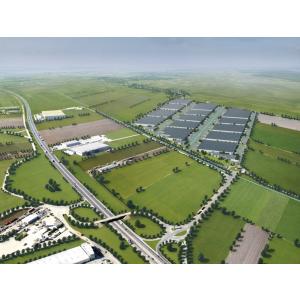 H.Essers dezvolta prima faza a proiectului in Bucharest Industrial Park.