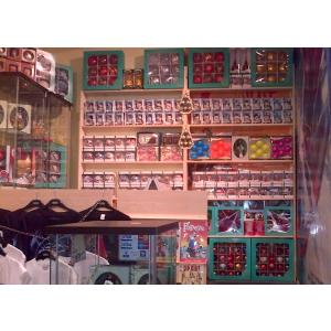 ornamente. Showroom Ornamente Craciun