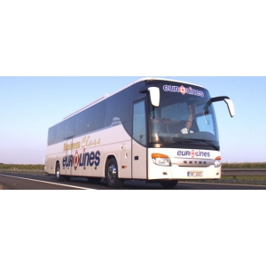 Cu Eurolines calatoresti in Germania, Franta, Italia si Anglia cu numai 69 euro