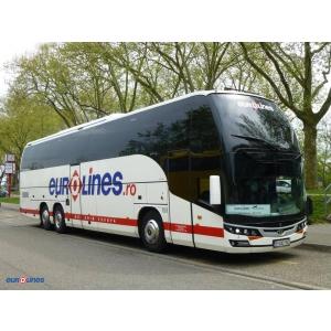 coletarie. Serviciul de coletarie Eurolines