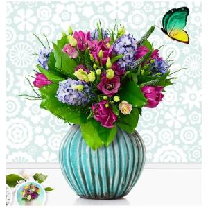 Floria lanseaza noua colectie de primavara cu aranjamente florale spectaculoase