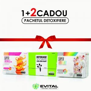 Pachetul Detoxifiere poate fi cumparat de pe eMag.ro