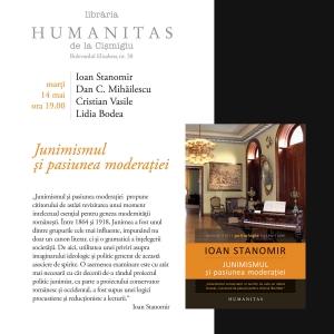 humanitas. Lansare de carte