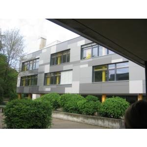 venit pasiv. Scolii Gimnaziale, Baesweiler, Germania, arhitectura Rongen Architekten