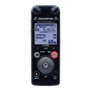 pcm linear. Olympus LS-3