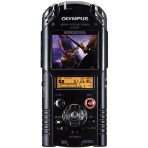 Full HD. Olympus LS-20M