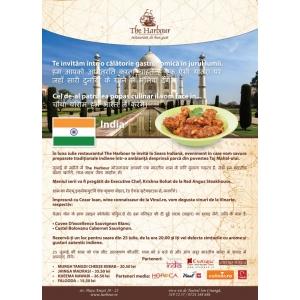 Indian Cuisine la The Harbour