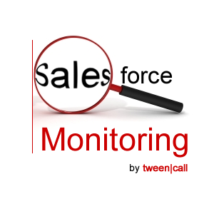 telemarketinig. Sales Force Monitoring