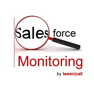Sales Force Monitoring - eficienta maxima in utilizarea timpului echipei de vanzari
