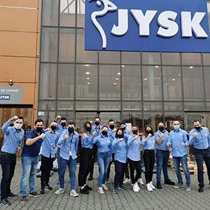 24 decembrie este zi liberă pentru toți angajații JYSK România