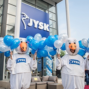 JYSK rezultate an financiar 2018