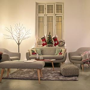 JYSK a lansat colecția de accesorii și decorațiuni de Crăciun Nordic Mood