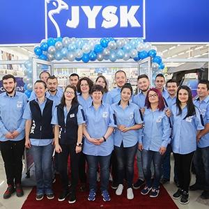 JYSK ajunge în Curtea de Argeș, unde deschide cel de-al 58-lea magazin din România