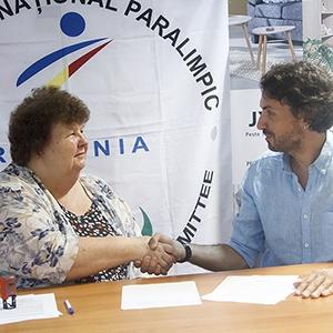 jysk romania. JYSK devine principalul sponsor al sportivilor paralimpici din Romania