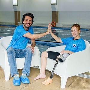 paralimpic. JYSK si Comitetul National Paralimpic Roman