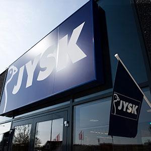 JYSK introduce un serviciu dedicat clienților B2B din România