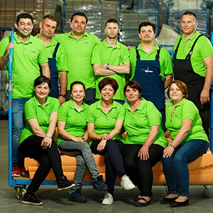 JYSK prezinta unul dintre furnizorii din România, o fabrică de saltele din Pucioasa