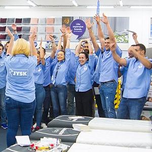 JYSK România deschide cel de-al 51-lea magazin din țară în Făgăraș