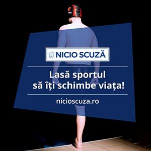 sportivi paralimpici. Campanie responsabilizare sociala #NICIOSCUZA