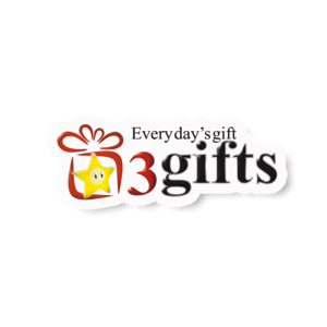 famous gifts. 3gifts