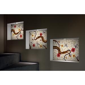 Artbient propune solutii de design interior de o eleganta clasica - mozaic si vitralii