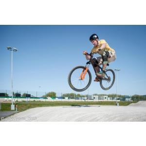 BMX. bicicleta BMX