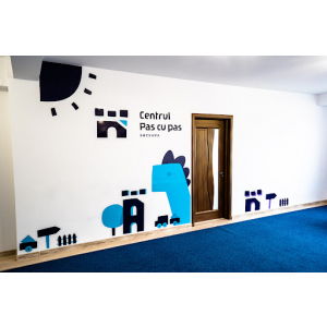 Centrul Pas cu Pas, locul in care puteti urma terapia ABA si nu numai
